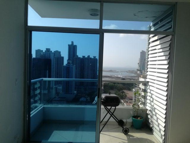 Apartamento Panama>Panama>San Francisco - Alquiler:1.050 US Dollar - codigo: 19-11583