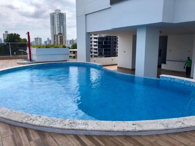 Apartamento Panama>Panama>El Cangrejo - Alquiler:1.250 US Dollar - codigo: 19-11616