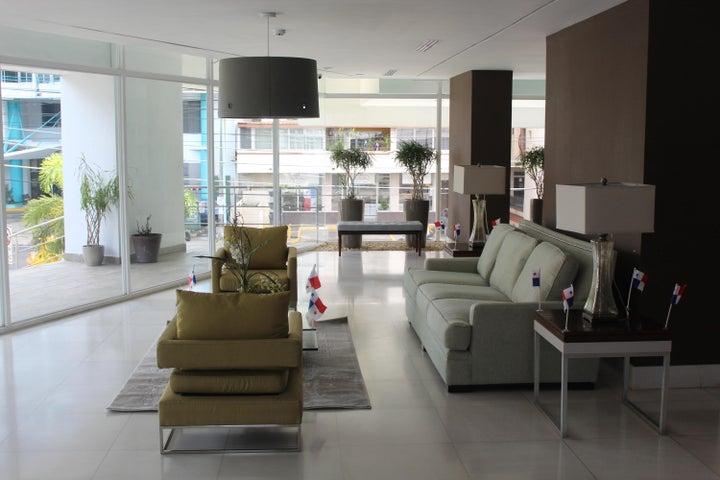 Apartamento Panama>Panama>San Francisco - Alquiler:1.400 US Dollar - codigo: 19-12032