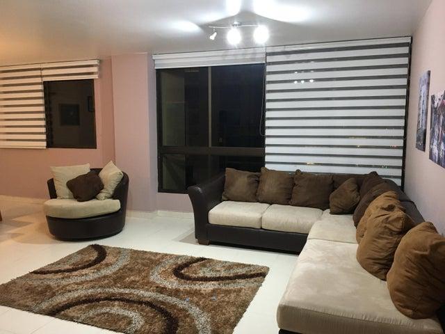 Apartamento Panama>Panama>Punta Pacifica - Alquiler:1.500 US Dollar - codigo: 19-6810