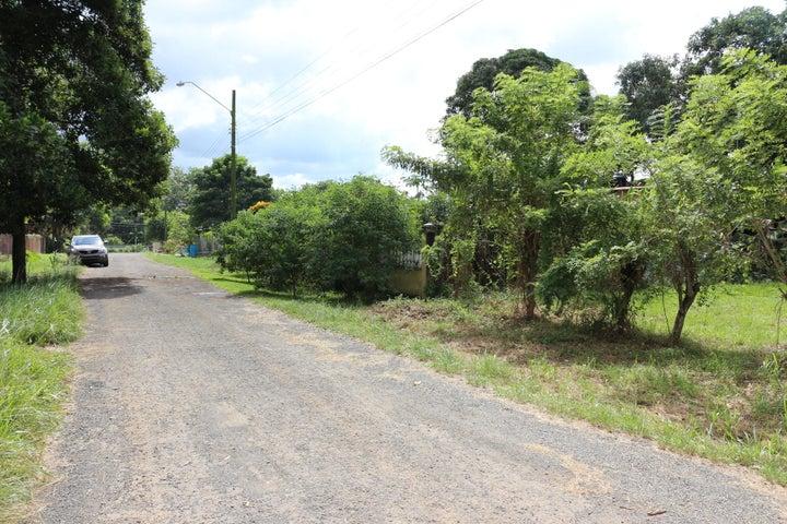 Terreno Panama>La chorrera>Chorrera - Venta:40.000 US Dollar - codigo: 20-30