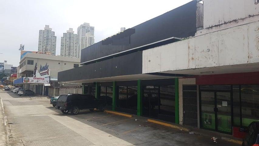 Local comercial Panama>Panama>Via Brasil - Alquiler:11.990 US Dollar - codigo: 20-181