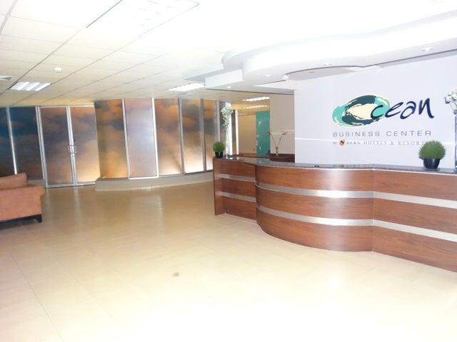 Oficina Panama>Panama>Avenida Balboa - Venta:12.592.800 US Dollar - codigo: 20-183