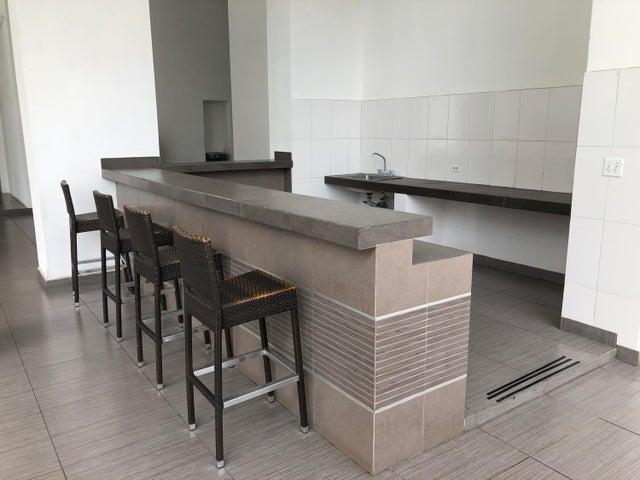 Apartamento Panama>Panama>El Cangrejo - Alquiler:950 US Dollar - codigo: 20-189