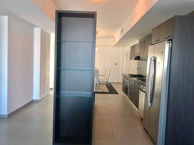 Apartamento Panama>Panama>Avenida Balboa - Alquiler:2.200 US Dollar - codigo: 20-258