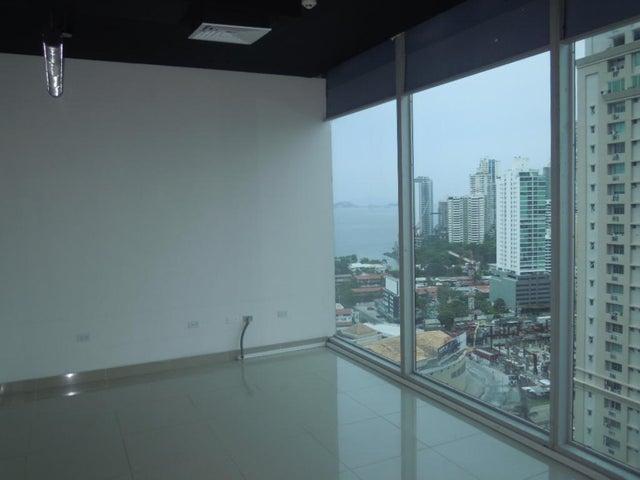 Oficina Panama>Panama>Punta Pacifica - Alquiler:2.300 US Dollar - codigo: 20-504