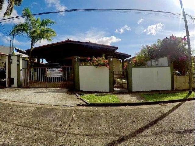 Casa Panama>Panama>Betania - Alquiler:1.600 US Dollar - codigo: 20-564