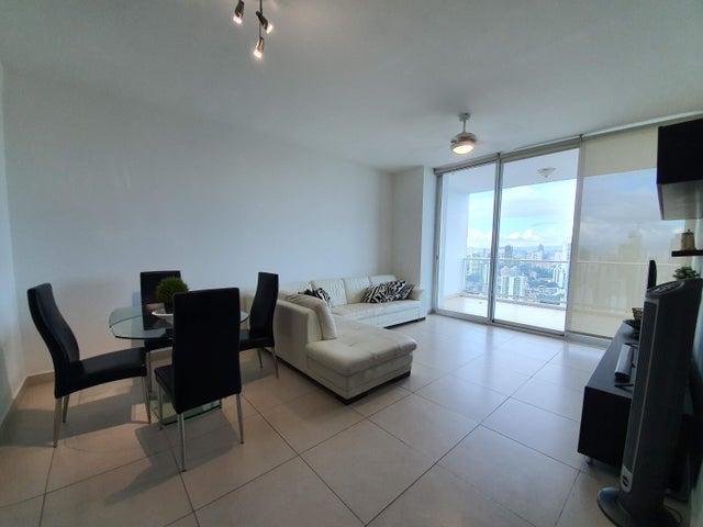 Apartamento Panama>Panama>Avenida Balboa - Alquiler:1.300 US Dollar - codigo: 20-584