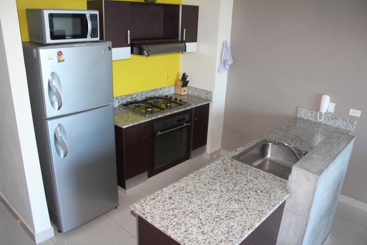 Apartamento Panama>Panama>El Cangrejo - Alquiler:950 US Dollar - codigo: 21-3909