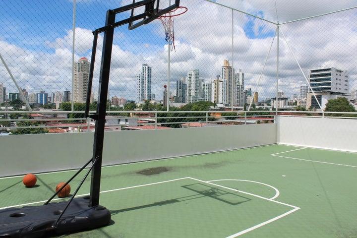 Apartamento Panama>Panama>San Francisco - Alquiler:1.200 US Dollar - codigo: 20-743