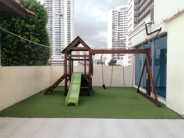 Apartamento Panama>Panama>San Francisco - Alquiler:900 US Dollar - codigo: 20-748
