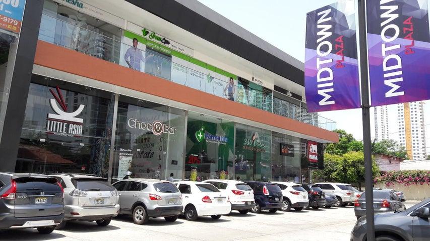 Local Comercial Panama>Panama>San Francisco - Alquiler:1.800 US Dollar - codigo: 20-1275