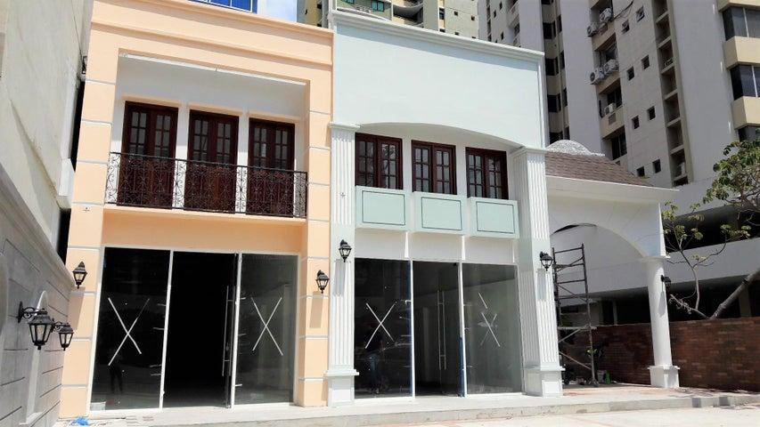 Local Comercial Panama>Panama>Marbella - Alquiler:1.850 US Dollar - codigo: 20-1277