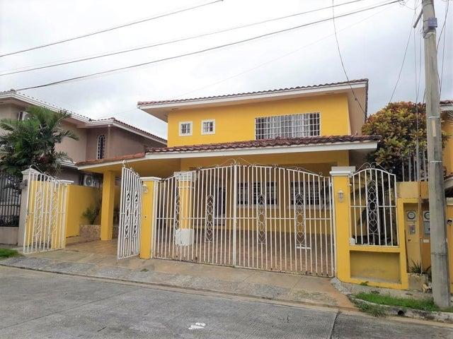 Casa Panama>Panama>Brisas Del Golf - Alquiler:1.200 US Dollar - codigo: 20-1557