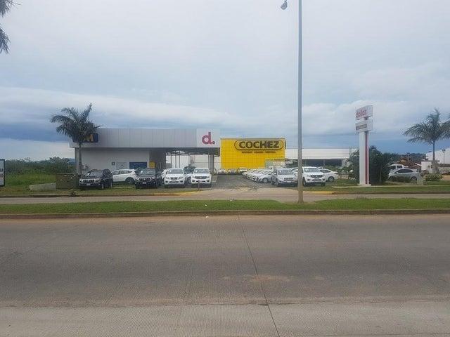 Local Comercial Panama>La chorrera>Chorrera - Alquiler:1.428 US Dollar - codigo: 20-2246