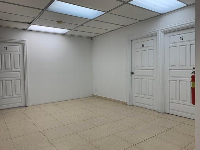 Oficina Panama>Panama>Bellavista - Venta:500.000 US Dollar - codigo: 20-2974