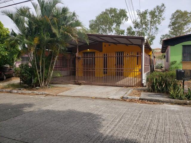 Casa Panama>San Miguelito>Villa Lucre - Alquiler:900 US Dollar - codigo: 20-3301