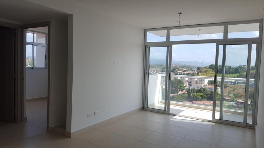 Apartamento Panama>San Miguelito>El Crisol - Alquiler:690 US Dollar - codigo: 20-6554