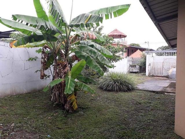 Casa Panama>Arraijan>Veracruz - Venta:98.000 US Dollar - codigo: 20-3745