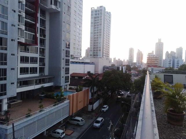 Apartamento Panama>Panama>San Francisco - Alquiler:920 US Dollar - codigo: 20-3757