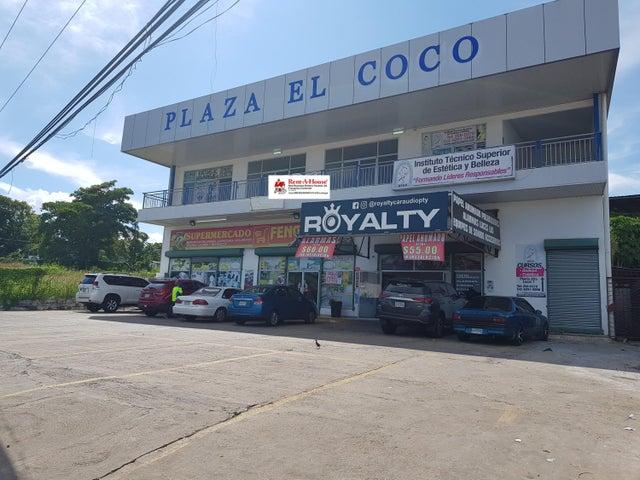 Retail Panama>La chorrera>Chorrera - Alquiler:600 US Dollar - codigo: 20-3787