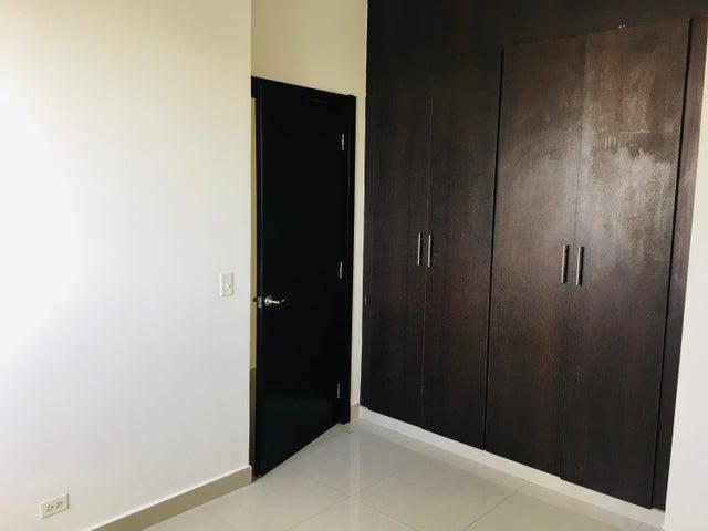 Apartamento Panama>Panama>Obarrio - Alquiler:1.150 US Dollar - codigo: 20-4679