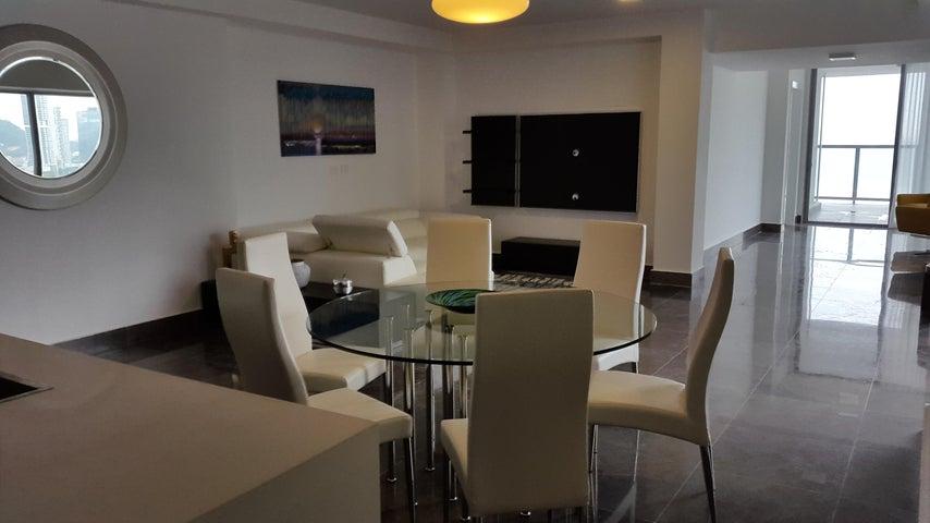Apartamento Panama>Panama>Avenida Balboa - Alquiler:3.300 US Dollar - codigo: 20-4685