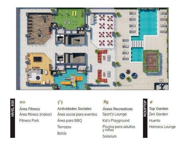 Apartamento Panama>Panama>El Cangrejo - Venta:229.000 US Dollar - codigo: 20-4777