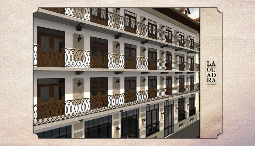 Apartamento Panama>Panama>Casco Antiguo - Venta:357.300 US Dollar - codigo: 20-5466