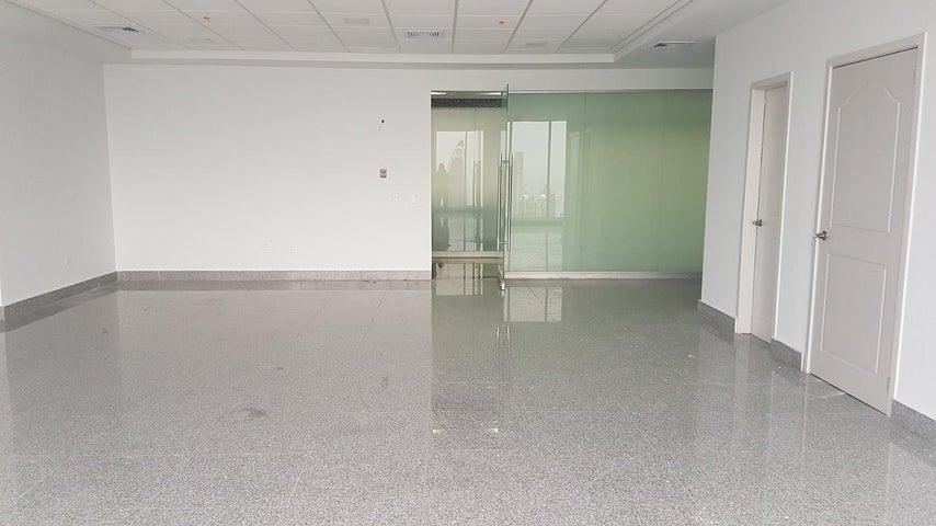 Oficina Panama>Panama>Avenida Balboa - Alquiler:1.944 US Dollar - codigo: 20-5722