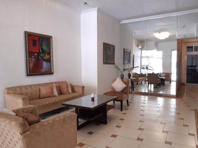 Apartamento Panama>Panama>El Cangrejo - Venta:165.000 US Dollar - codigo: 21-1692