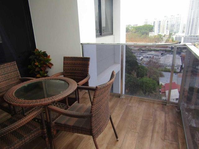 Apartamento Panama>Panama>El Cangrejo - Venta:298.000 US Dollar - codigo: 20-5995