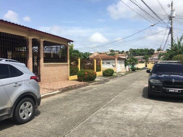 Casa Panama>San Miguelito>Jose D - Venta:159.000 US Dollar - codigo: 20-6465