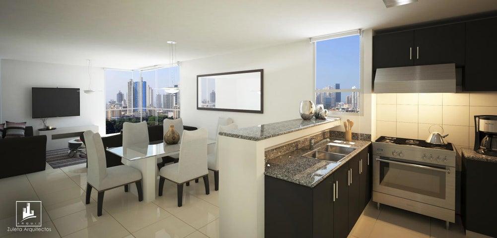 Apartamento Panama>Panama>Carrasquilla - Venta:144.587 US Dollar - codigo: 20-6484