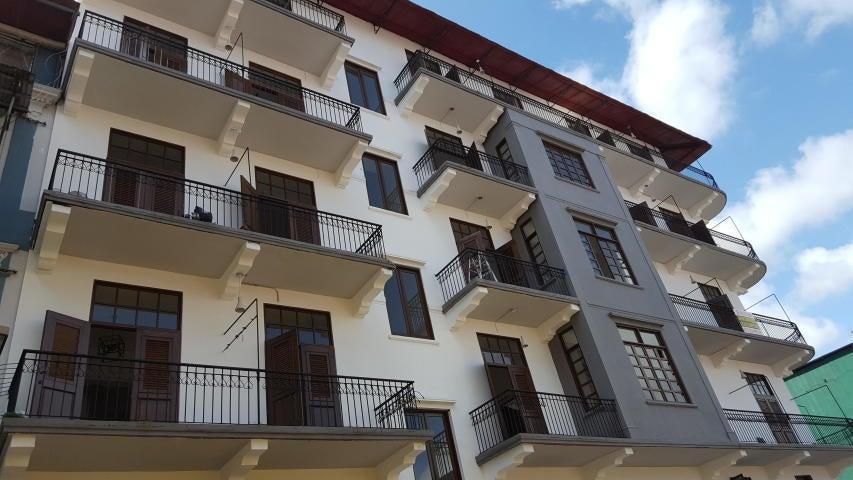 Apartamento Panama>Panama>Casco Antiguo - Alquiler:850 US Dollar - codigo: 20-6700