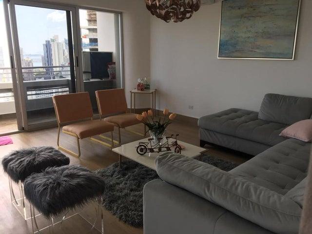 Apartamento Panama>Panama>El Cangrejo - Venta:450.000 US Dollar - codigo: 20-7436