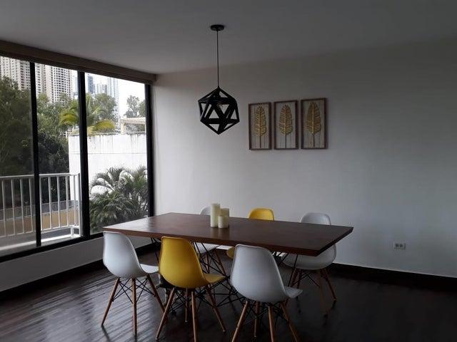 Apartamento Panama>Panama>Costa del Este - Alquiler:1.500 US Dollar - codigo: 20-8069