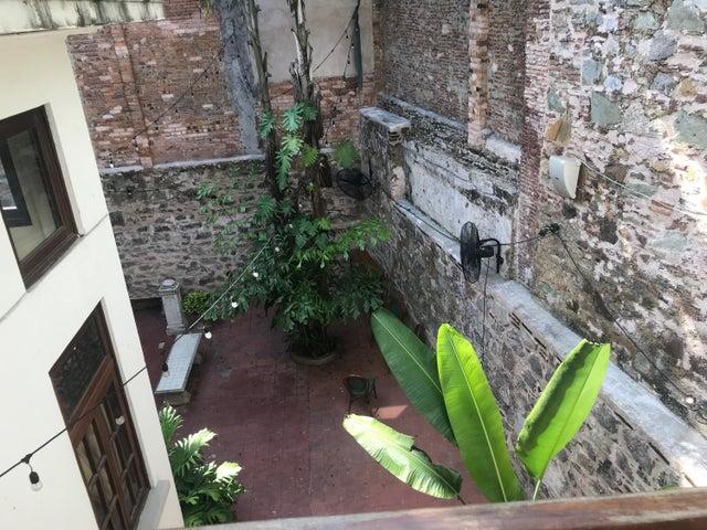 Apartamento Panama>Panama>Casco Antiguo - Alquiler:1.500 US Dollar - codigo: 20-7952