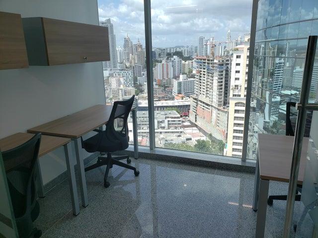 Oficina Panama>Panama>Obarrio - Alquiler:650 US Dollar - codigo: 20-8620