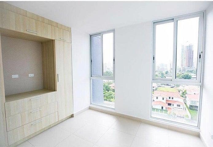 Apartamento Panama>Panama>El Carmen - Alquiler:1.100 US Dollar - codigo: 20-8695