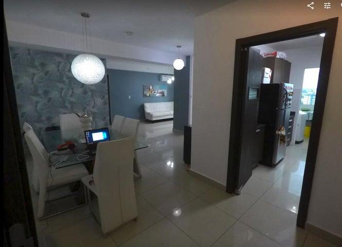 Apartamento Panama>Panama>Via España - Alquiler:800 US Dollar - codigo: 20-7808