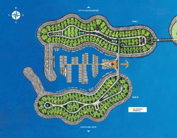Terreno Panama>Panama>Punta Pacifica - Venta:4.650.000 US Dollar - codigo: 20-8757