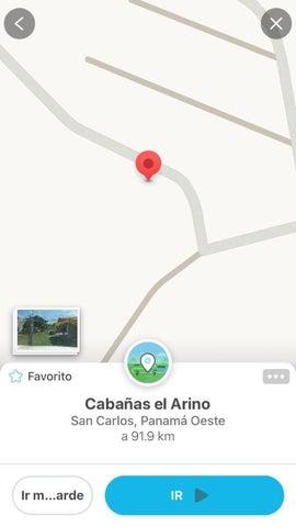 Casa Panama>San Carlos>San Carlos - Alquiler:500 US Dollar - codigo: 20-9004