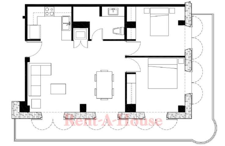Apartamento Panama>Panama>Casco Antiguo - Alquiler:2.100 US Dollar - codigo: 20-9008