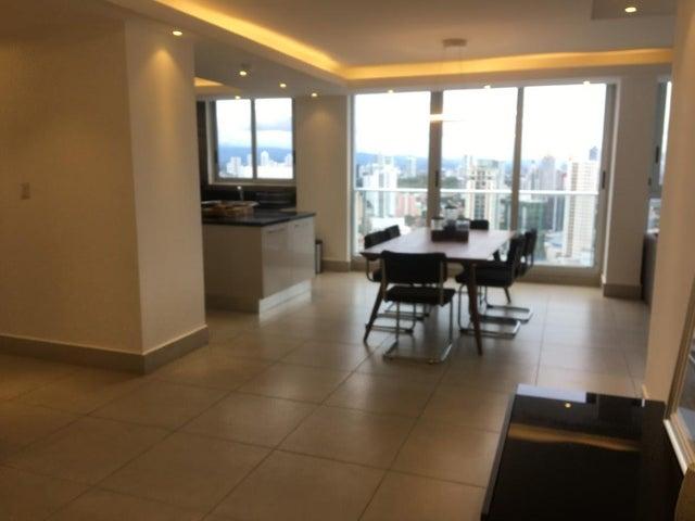 Apartamento Panama>Panama>Obarrio - Alquiler:1.500 US Dollar - codigo: 20-9613