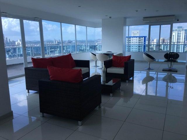Apartamento Panama>Panama>San Francisco - Alquiler:1.700 US Dollar - codigo: 20-10145