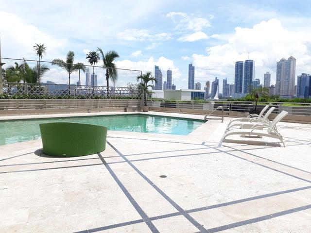 Apartamento Panama>Panama>Paitilla - Alquiler:2.800 US Dollar - codigo: 20-10337
