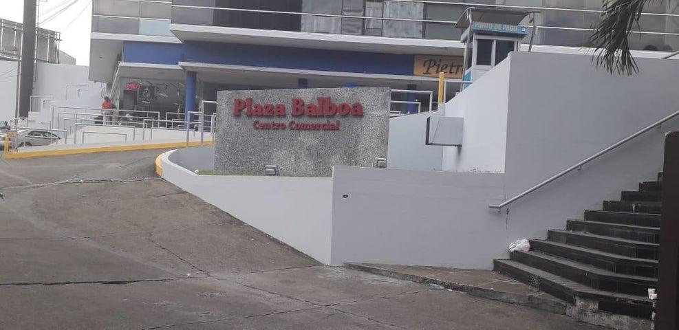 Oficina Panama>Panama>Paitilla - Alquiler:800 US Dollar - codigo: 20-10531