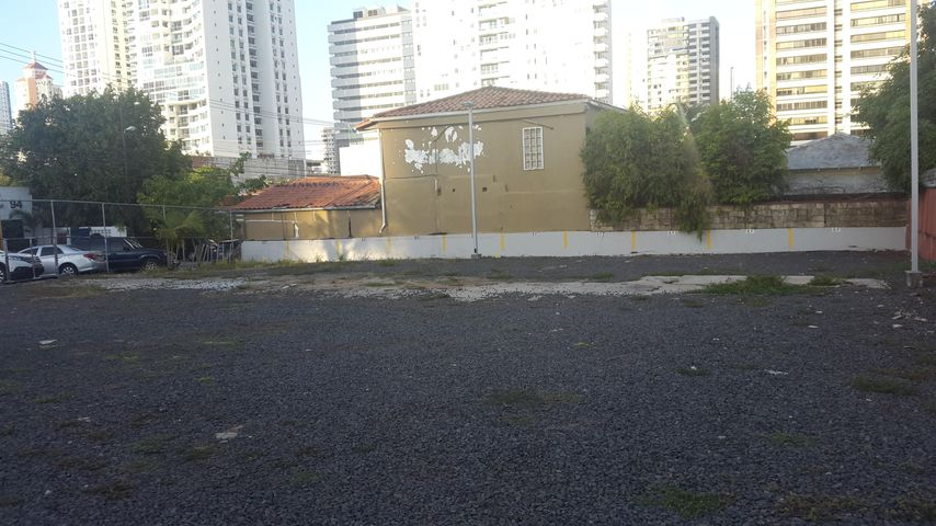 Terreno Panama>Panama>San Francisco - Venta:1.650.000 US Dollar - codigo: 20-10548
