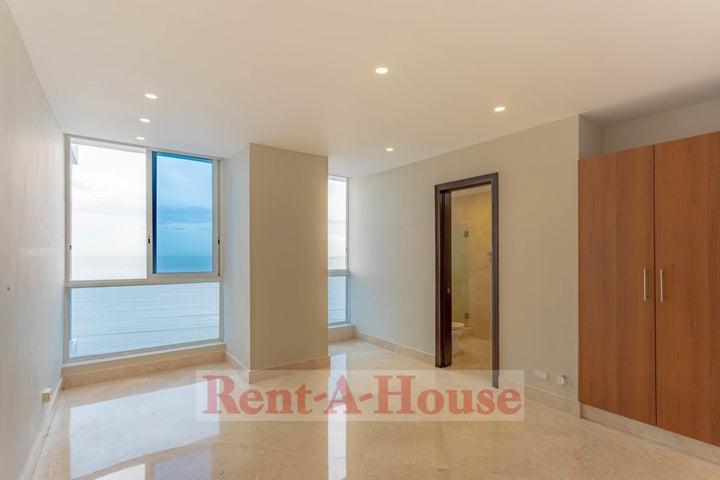 Apartamento Panama>Panama>Paitilla - Alquiler:5.500 US Dollar - codigo: 20-10564